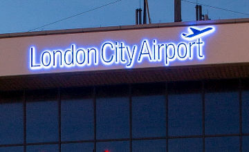Basingstoke to London City Airport Transfer