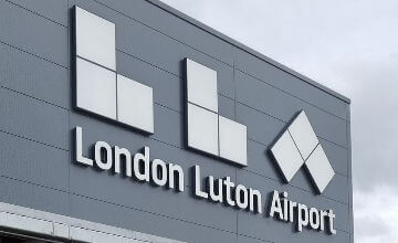 Basingstoke to Luton Airport Transfer